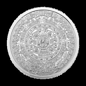 Aztec Calendar 2oz - rewers