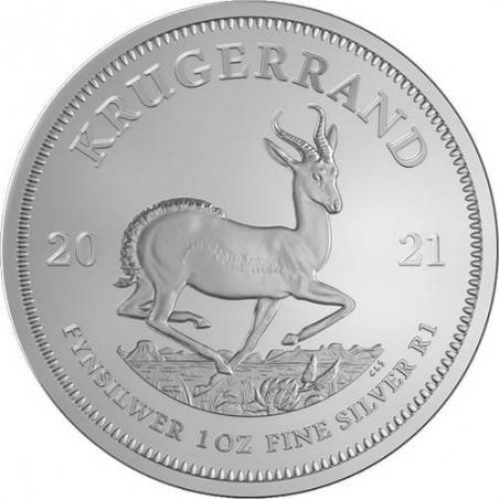 Krugerrand 2021, 1oz - Rewers