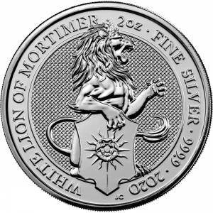 Queen's Beasts: Lion of...