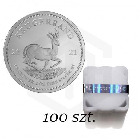 Krugerrand 2021 - Pakiet 100 szt.