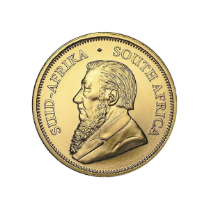 Krugerrand 2021 1/10 oz - rewers