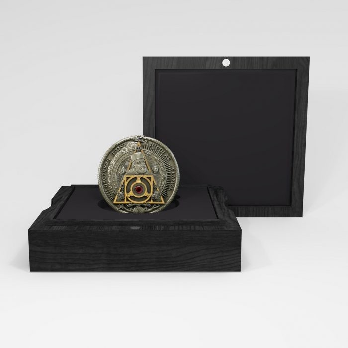 Nicolas Flamel Philosopher's Stone 2oz - box