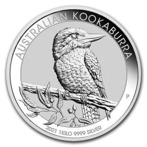 Kookaburra 2021 1KG - rewers