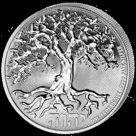 Niue Drzewo Życia 2021, 1oz - rewers