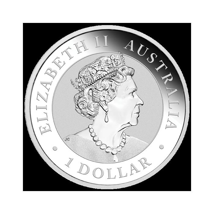 Koala 2021 1oz - awers