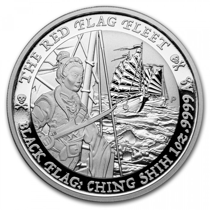 Black Flag: The Red Flag Fleet 2021, 1oz - rewers