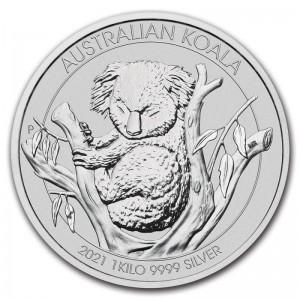Australian Koala 2021, 1kg - rewers