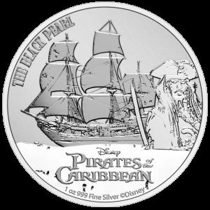 Piraci z Karaibów - rewers