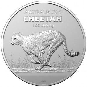 Cheetah 2021 - 1oz.