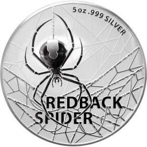 Redback Spider 2020 5oz - rewers