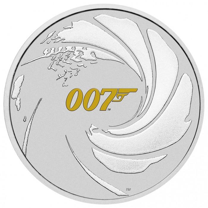 James Bond 2021 - rewers