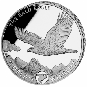 Bald Eagle 2021, 1oz - rewers