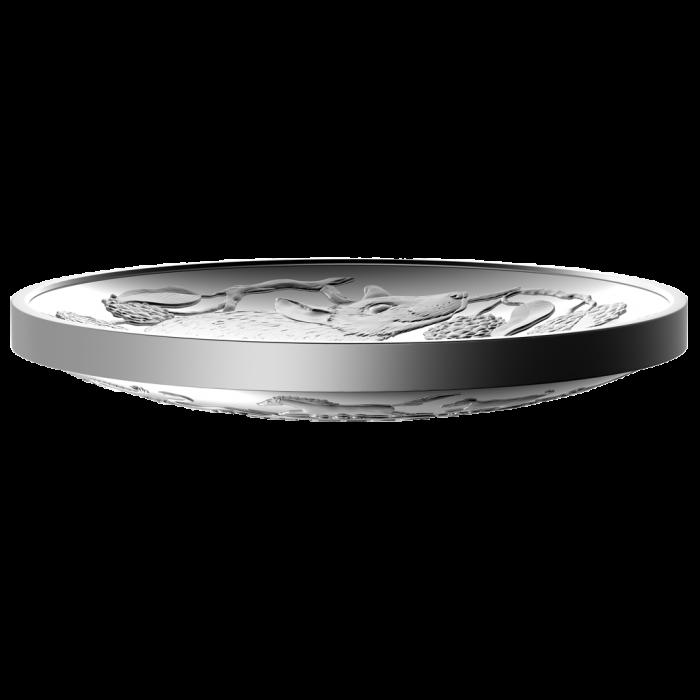 Lunar Rat 2021, 1oz (proof) - side