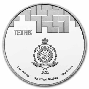 Tetris 2021, Kolor - rewers