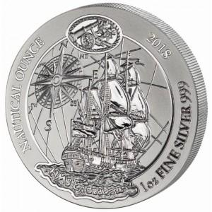 Srebrna Moneta Nautical...