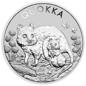 Quokka, 1oz - rewers