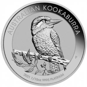 Kookaburra 2021 1/10 oz - rewers