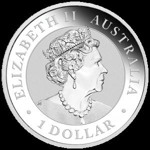 Australian Brumby 2021, 1oz - rewers