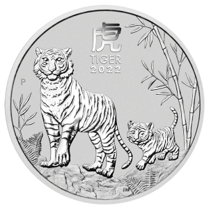 Lunar Year of the Tiger 2022, 2oz - rewers
