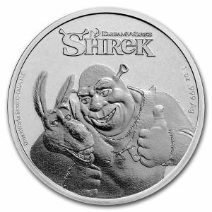 Shrek 2021, 1oz - rewers