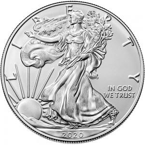 2020 Srebrna Moneta...