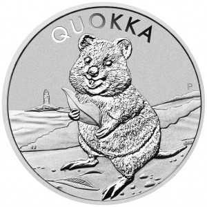 Quokka, 1oz - rewers