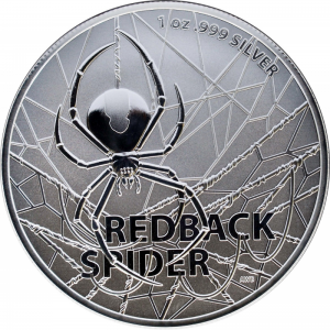 Redback Spider 2020 1oz - rewers