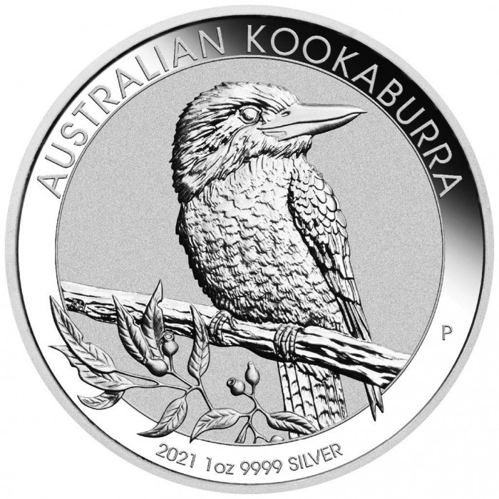 Kookaburra 2021 1oz - rewers